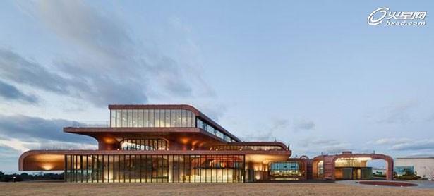 韩国济州岛daum总部大楼建筑设计方案