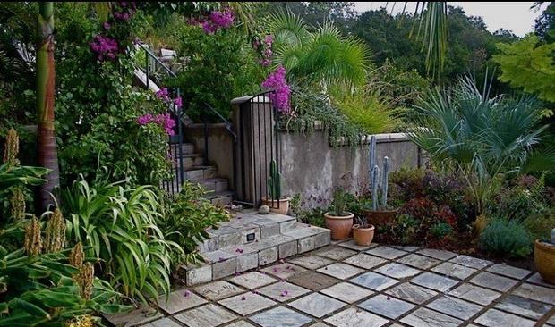大巧于空 擅用空白的庭院景观设计赏析