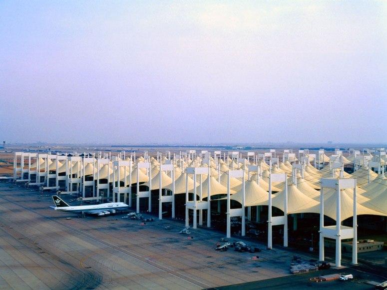不信你不服!全球最具设计感的机场建筑
