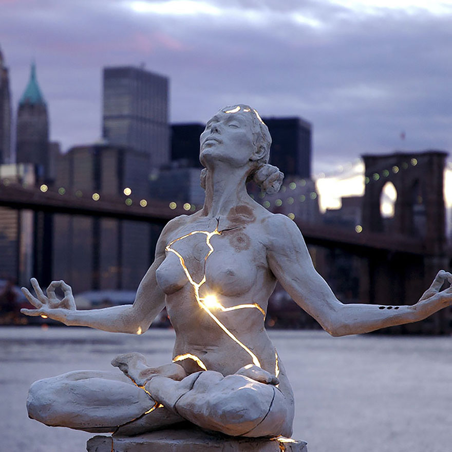 来自网友的杰作 全球25个最具创意的雕塑