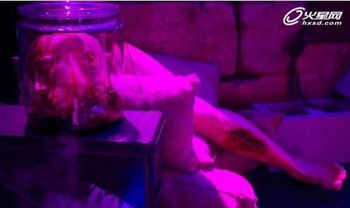 美女与丧尸盛宴《生化危机6》洛杉矶首映礼