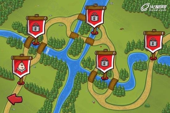 画风q版内容搞笑 塔防游戏《城堡攻击》