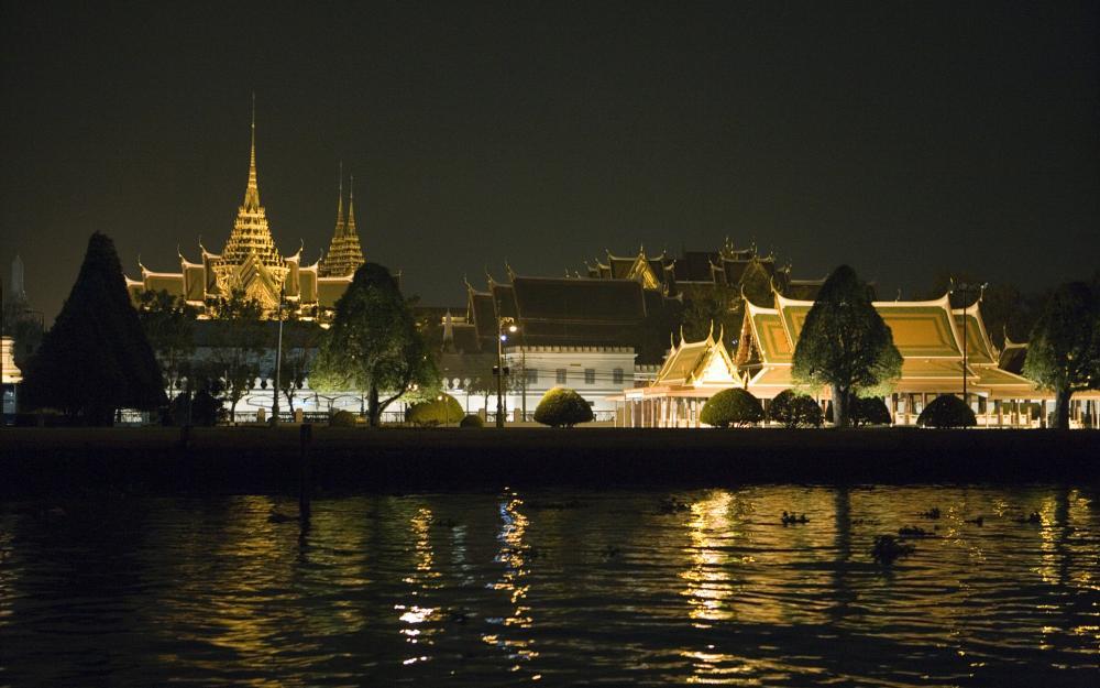 一起去泰国风景图片