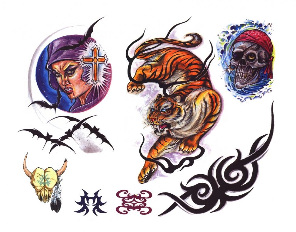 蝙蝠纹身图片 纹身手稿 刺青tattoo 苏州纹身高清图片