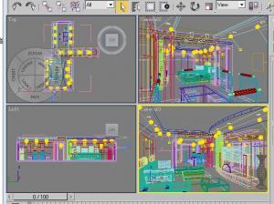 室内设计数字|水清网-武汉艺术模型第一门户中国火星建筑设计有限公司图片