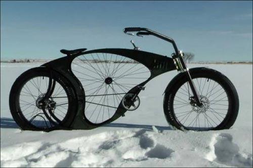 创意自行车设计